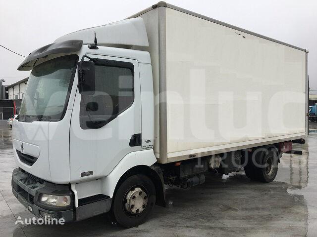RENAULT MIDLUM 180.10/B con trampilla camión furgón