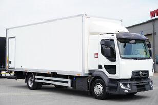 RENAULT Midlum D12 , E6 , SLEEP CAB , 18 EPAL Box , Tail lift , side doo camión furgón