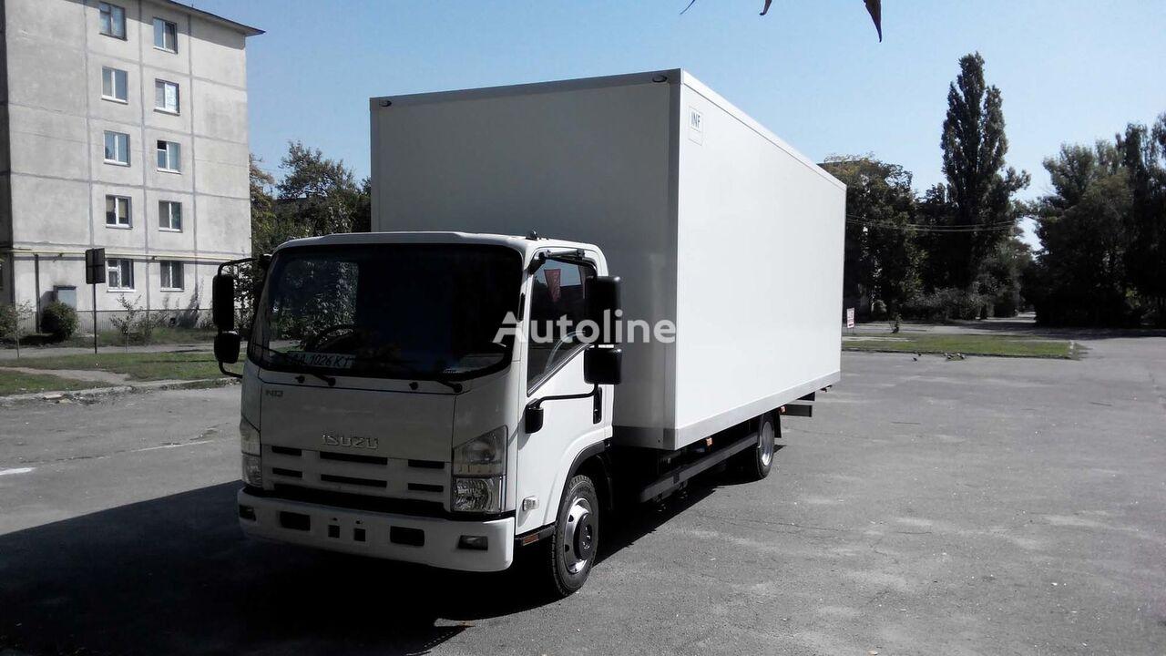 ISUZU NQR90M camión isotérmico nuevo