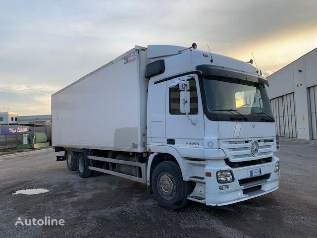MERCEDES-BENZ Actros 2544 camión isotérmico