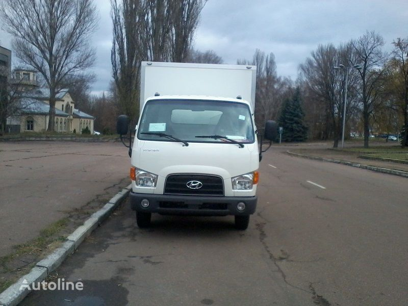camion isotermo HYUNDAI HD-35 nuevo