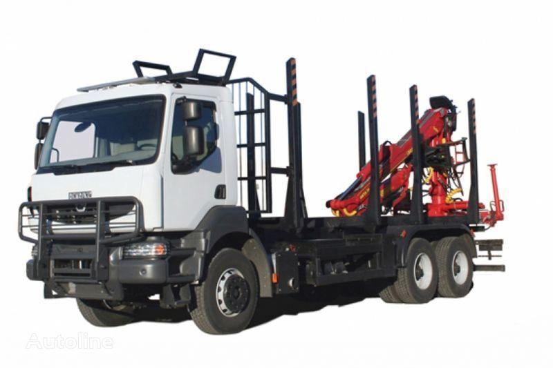 KRAZ M19.2R  camión maderero nuevo