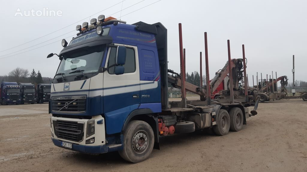VOLVO FH16 700 camión maderero