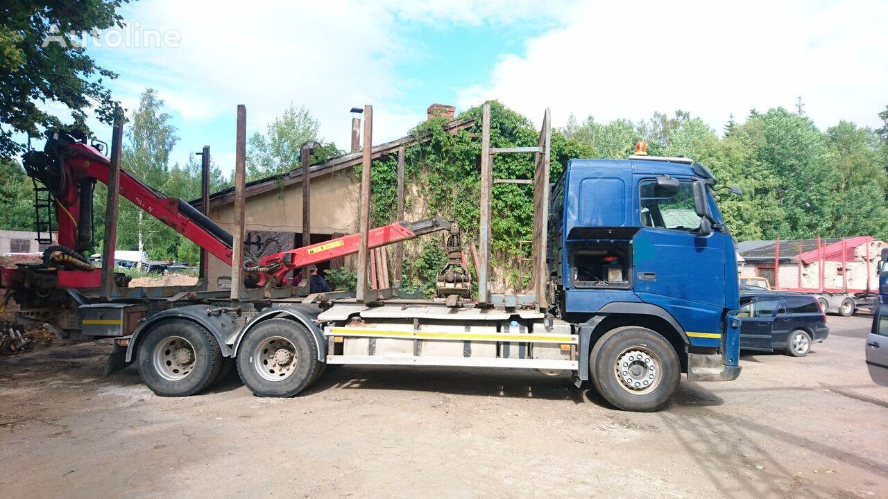 VOLVO FH460 camión maderero