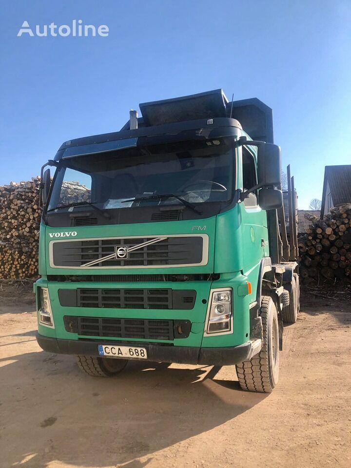 VOLVO fm6x6 camión maderero