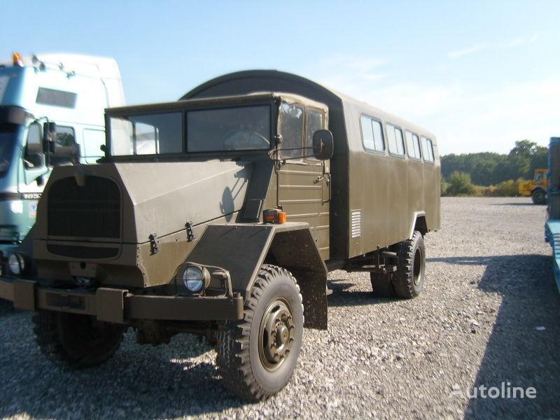 camión militar MAN 630.2