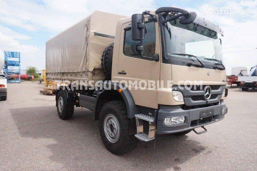 MERCEDES-BENZ ATEGO 1317 A  camión militar nuevo