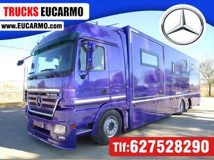 MERCEDES-BENZ ACTROS 18 320 camión para caballos