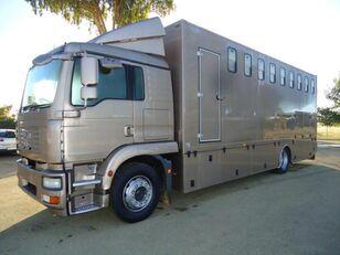 MAN TGS 18 280 camión para caballos