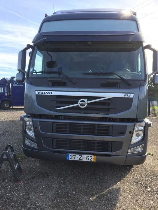VOLVO FM  420 camión para caballos