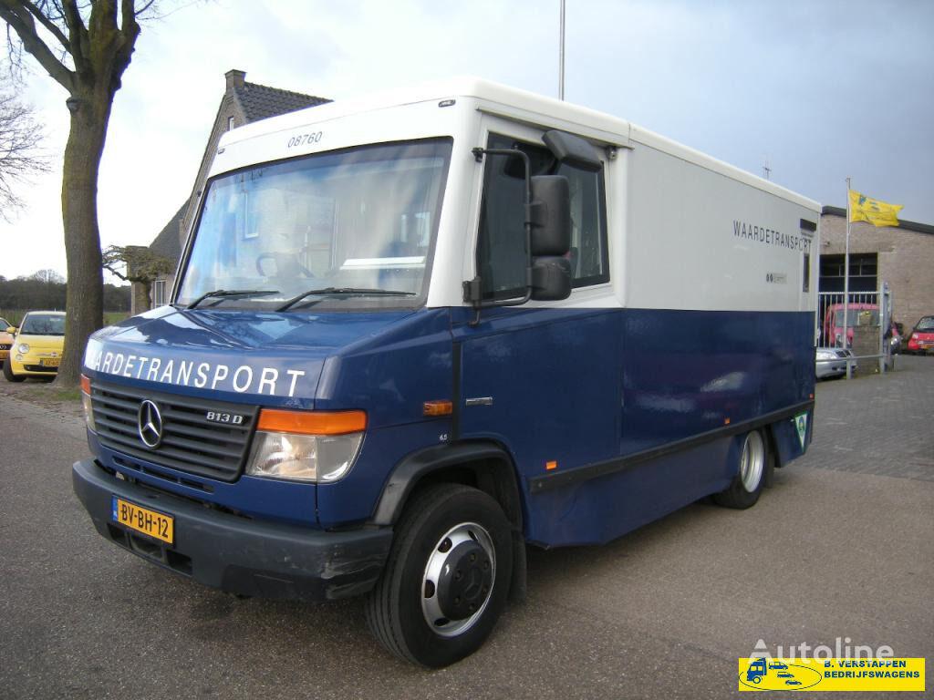 MERCEDES-BENZ 813D VARIO 813D geldtransportauto camión para transporte de fondos