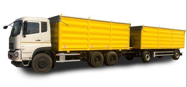 DONGFENG DFH 3330 (6x4) camión para transporte de grano nuevo