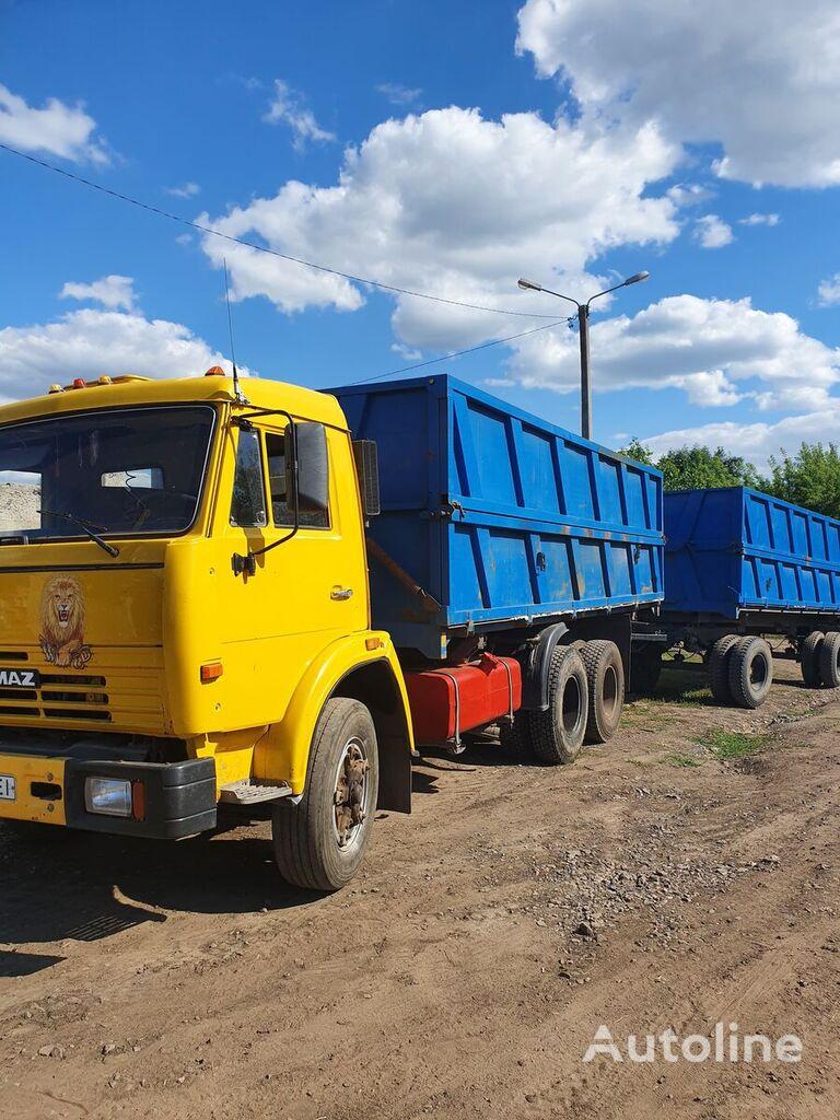 KAMAZ 53213 camión para transporte de grano