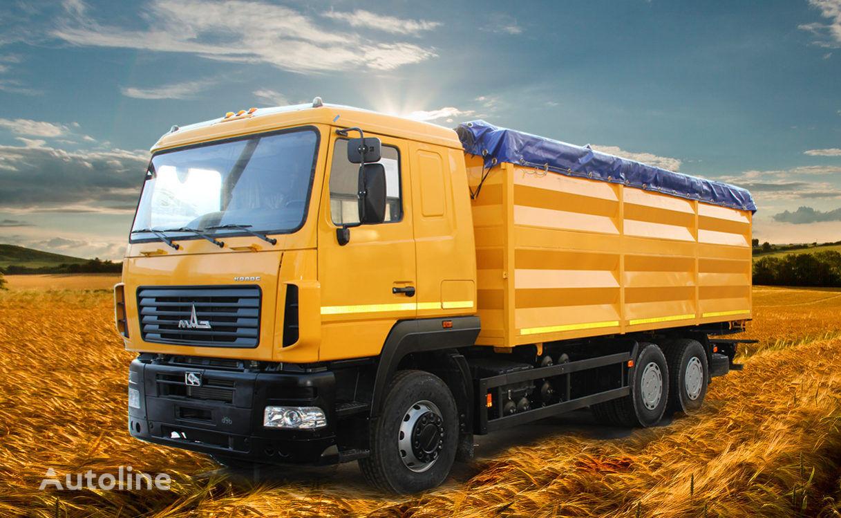 MAZ camión para transporte de grano nuevo