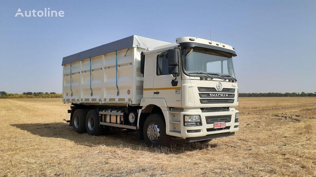 SHACMAN SHAANXI F3000 (v nalichii v Ukraine) camión para transporte de grano nuevo