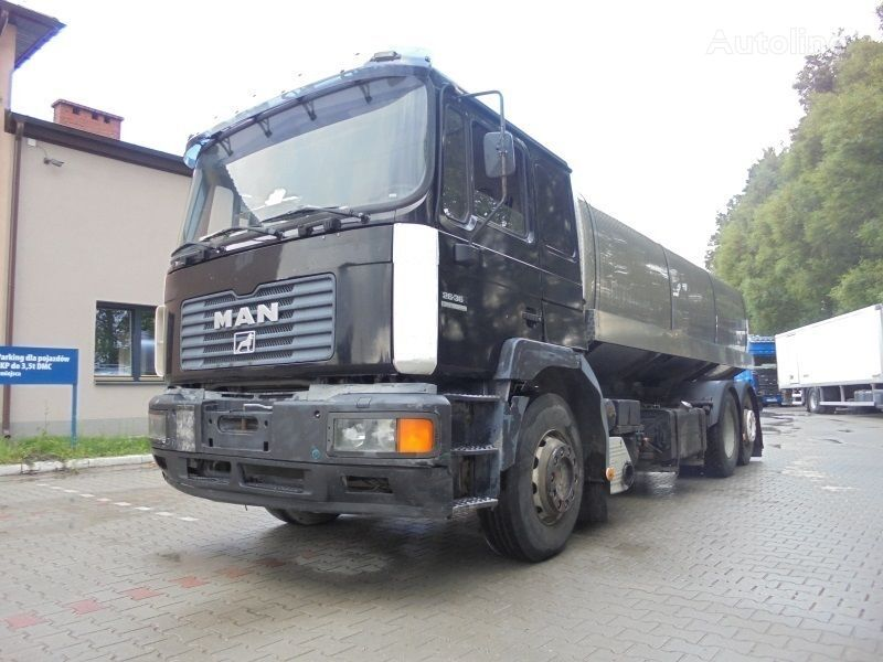 MAN 26.364 camión para transporte de leche