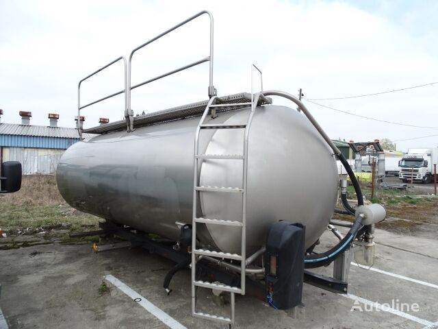 RENAULT ETA camión para transporte de leche