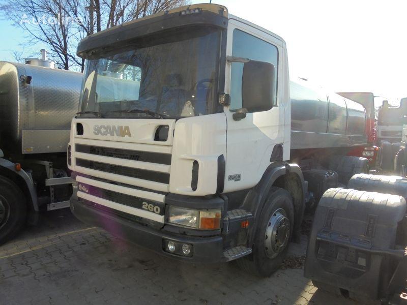 SCANIA 94G 260 camión para transporte de leche