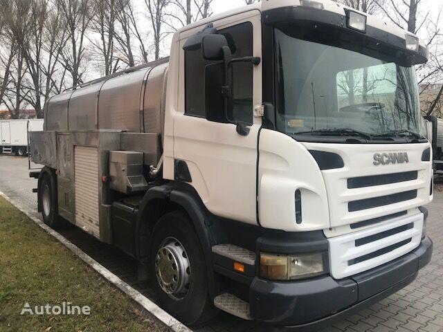 SCANIA P 270 camión para transporte de leche