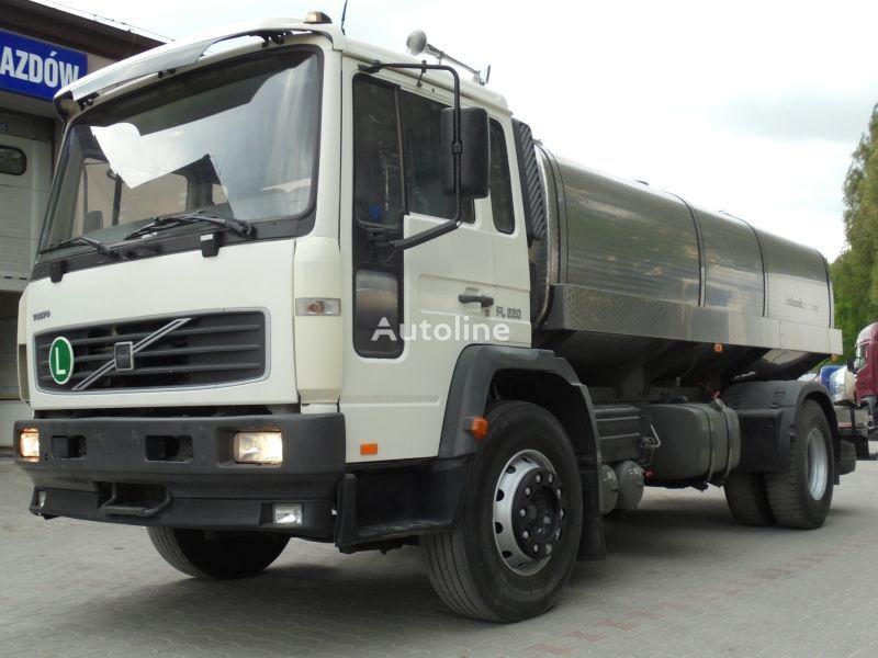 VOLVO FL 220 FL6 camión para transporte de leche