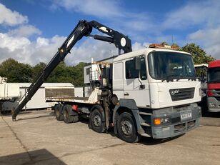 ERF ECS11 camión plataforma