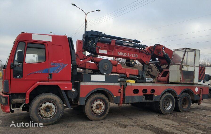 FORD CARGO 3227 camión plataforma
