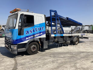 IVECO EUROCARGO ML100E18 camión plataforma