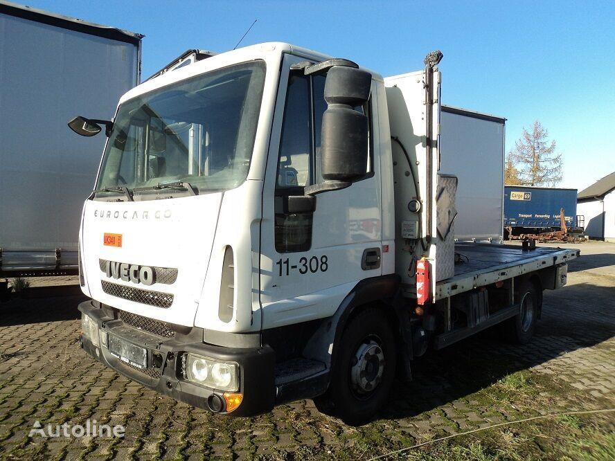 IVECO Eurocargo 75E18 camión plataforma