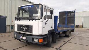 MAN FL 14.192 Euro 1 Winch 15.000kg. camión plataforma