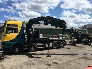 MAN TGA 35.430 8x2-4 BL camión plataforma