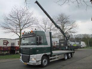 DAF XF 6x2 camión plataforma