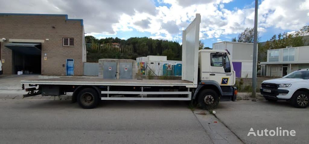MAN L2000-12-224LC camión plataforma