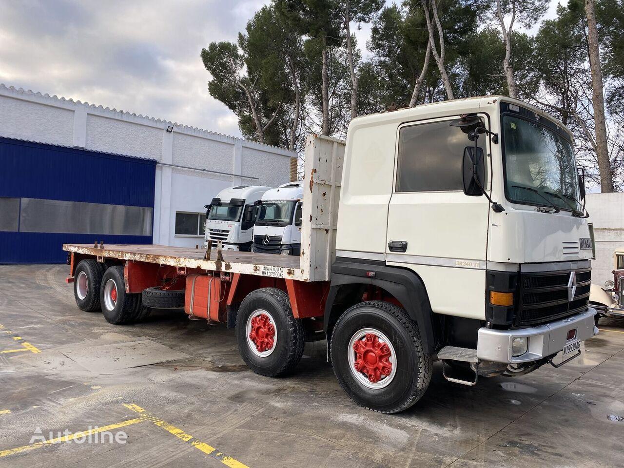 RENAULT DR340.37 camión plataforma