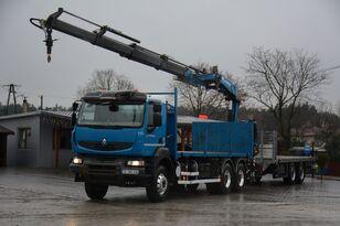 RENAULT Kerax 430 / 2012 /  camión plataforma