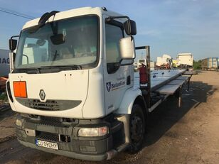 RENAULT Midlum DXI Adr Transport Butelii camión plataforma