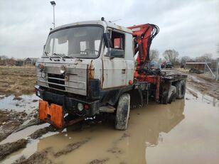 TATRA 815 FOR PARTS camión plataforma