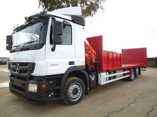 MAN ACTROS 25 32 camión portacoches