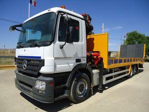 MERCEDES-BENZ ACTROS 25 36 camión portacoches