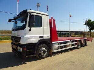 MERCEDES-BENZ ACTROS 25 44 camión portacoches