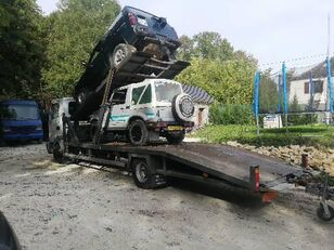 NISSAN Alteon camión portacoches
