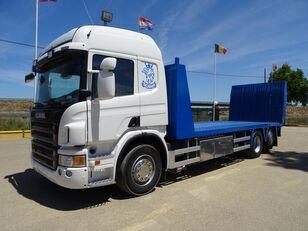 SCANIA R 420 camión portacoches