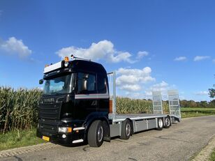 SCANIA R580 | 8x2*6 | HYDRO-RAMPS | FULL AIR | LOW LOADER | LOW KM camión portacoches