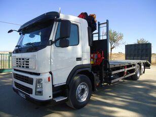 VOLVO FM 12.380 camión portacoches