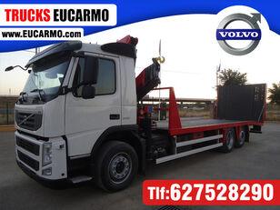 VOLVO FM 12 380 camión portacoches
