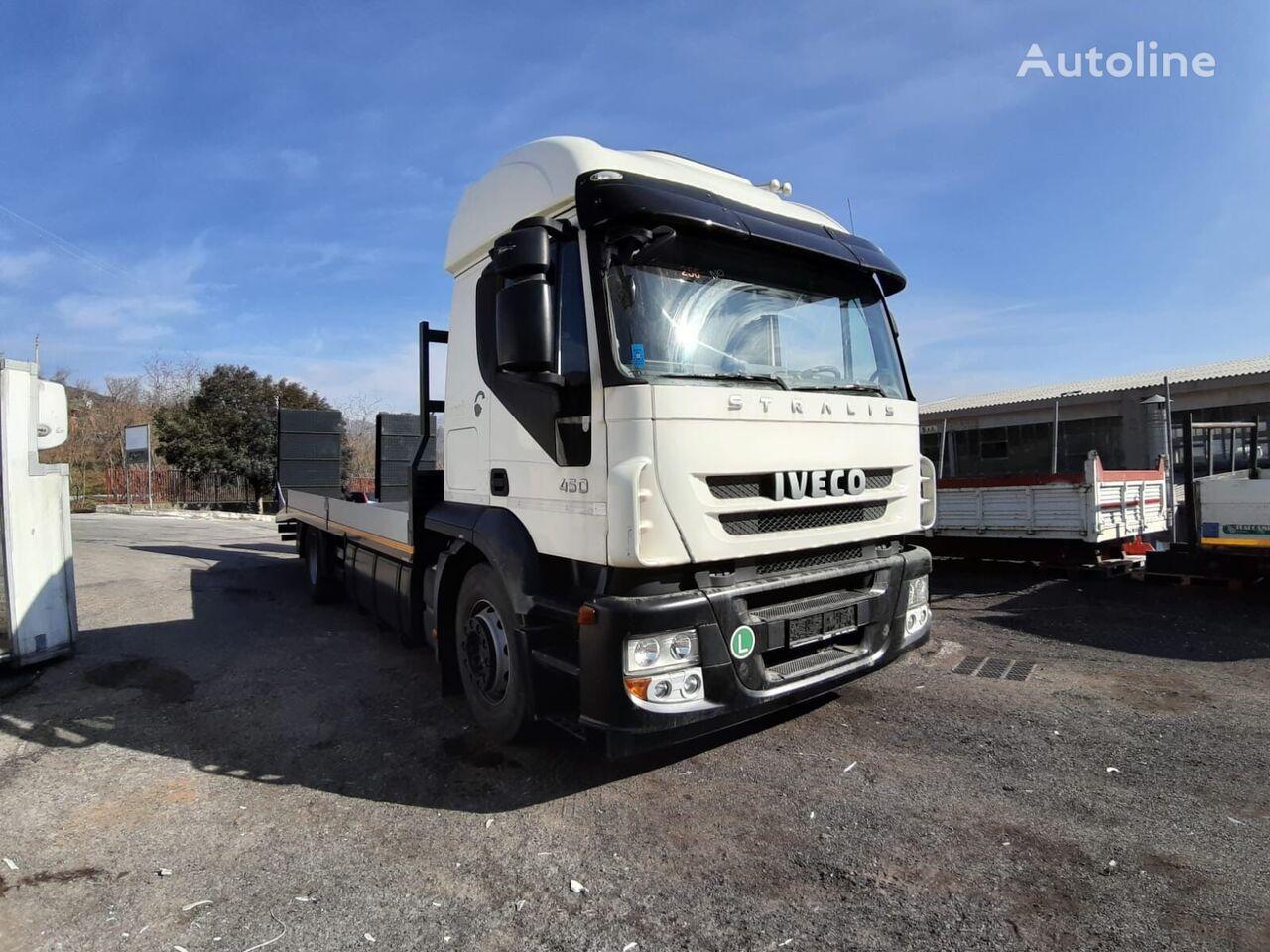 IVECO 190S45 camión portacoches
