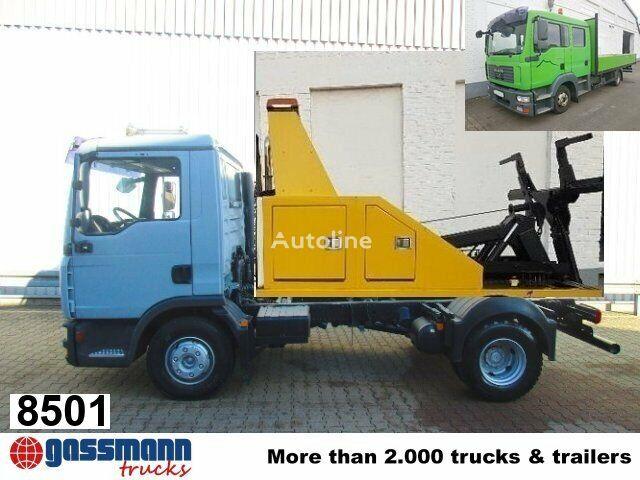 MAN TGL 8.180  camión portacoches