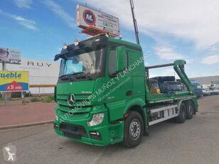 MERCEDES-BENZ 2642 camión portacontenedores