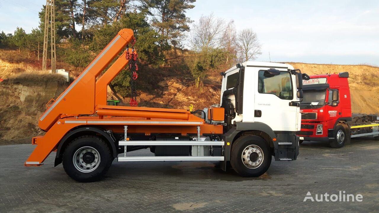 MAN TGM 18.250 camión portacontenedores nuevo