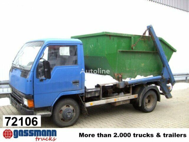 MITSUBISHI Canter  camión portacontenedores