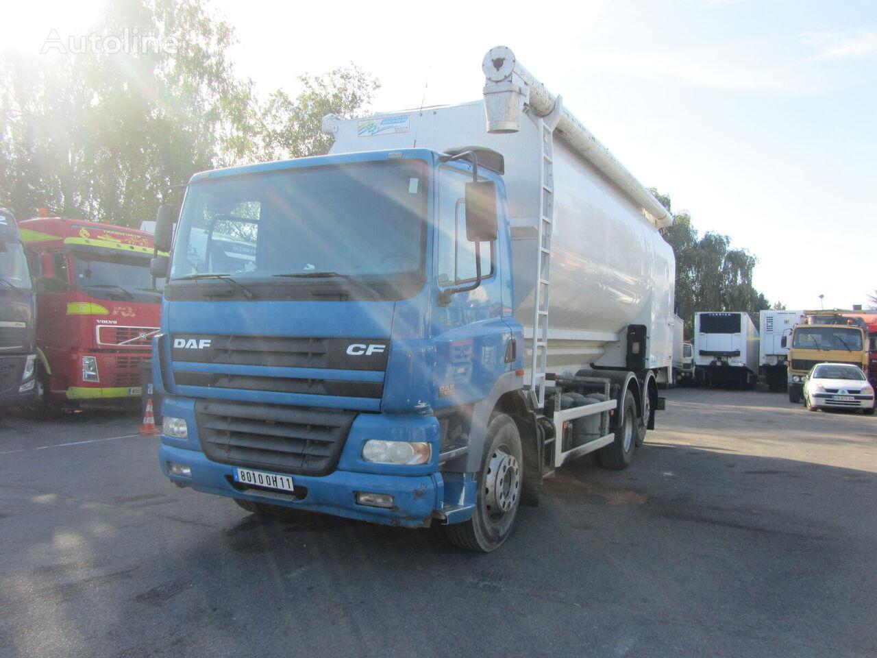 DAF 85.380 camión silo